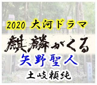 「麒麟がくる」のキャスト土岐頼純とは?演じるは矢野聖人。
