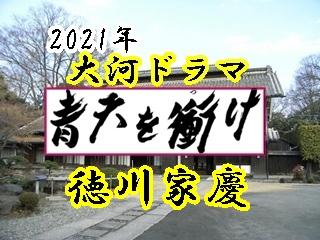 「青天を衝け」のキャスト徳川家慶を吉 幾三さんが演じる。
