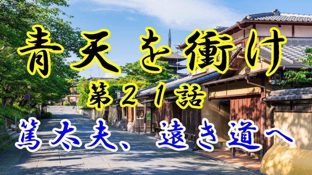 青天を衝け第21話「篤太夫、遠き道へ」の感想。東照大権現の遺訓とは?